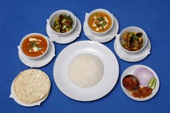 Nepali Thali Set